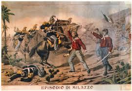 garibaldi a Milazzo