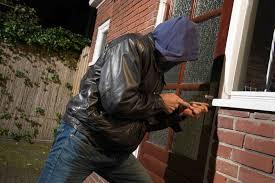 ladro in casa