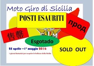 MOTO GIRO SICILIA