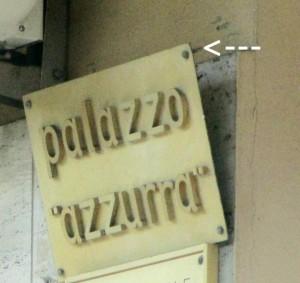PALAZZO AZZURRA