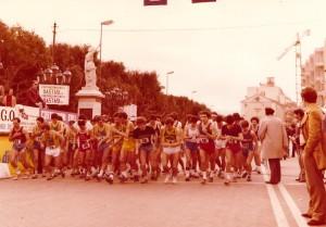 PARTENZA TROFEO BONINA 1982