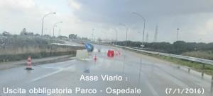 USCITA PARCO OSPEDALE
