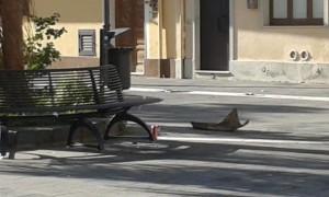 sedile nella sena