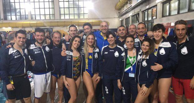 Nuoto a catania le societa 39 di milazzo sugli scudi for Papino arredi catania